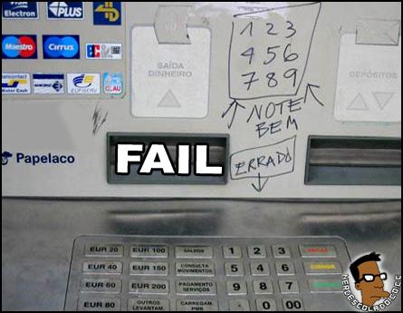 FailKeypad
